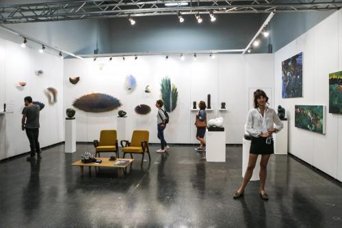 Initio FIne Arts at CI18