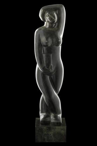 038-szinhaz-2009-bronz-100x24x23cm--Sle 0646-V2-fekete
