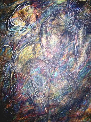 Untitled, 1963, 100x81cm