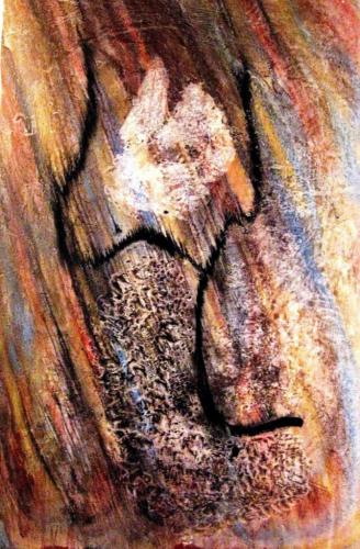 Untitled C2, 1963, 195x130cm