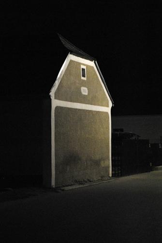 Benedek Regős: Nocturne series, Kapolcs II, 2012