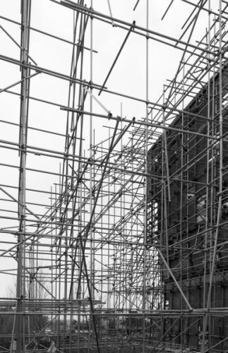 Benedek Regős: Structure III, 2015