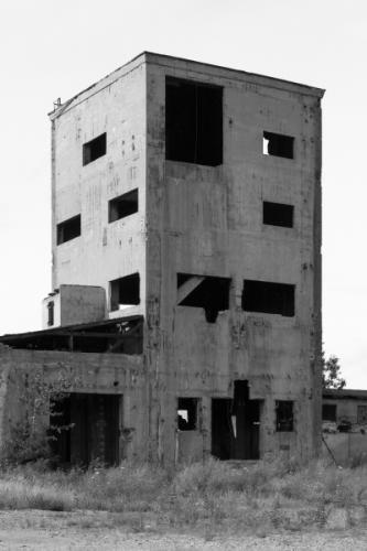 Benedek Regős: Structure IV, 2015