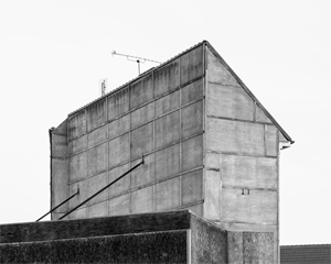 Benedek Regős: Structure II, 2015